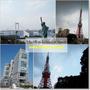 【2016東京】東京台場(自由女神像、彩虹大橋)、必吃世界第一的早餐bills鬆餅、東京鐵塔!!
