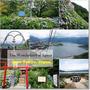 【2016東京】到河口湖,不見富士山,欣賞花海,也是一番美景呀!!