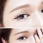 ┃彩妝。影音┃兩招!畫成大眼娃娃妝示範~ 大眼妝教學|Makeup| eyelinner & lashes