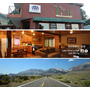 北加州隨意行。住宿  Lake View Lodge Lee Vining 旅館木屋 + 風景公路