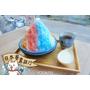 【食記】台北 公館站/台電大樓站《好想吃冰 かき氷》彩虹般繽紛的刨冰 日式烤糰子