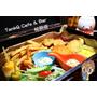 【台北松菸美食】『TankQ Cafe & Bar』松菸店/信義區美式餐廳早午餐/近市政府站/行李箱早午餐/親子餐廳/WiFi