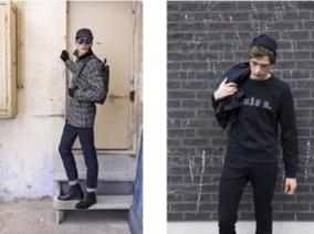 agnès b. Homme Ready-to-Wear 2017 秋冬男裝 巴黎街頭造型的總匯