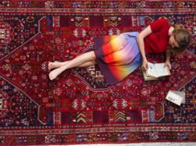 agnès b. Femme Ready-to-Wear 2017 秋冬女裝 宛如藝術品的服裝創作