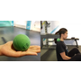 運動滾筒放鬆腿部,肩頸放鬆就靠這顆【按摩球】吧!