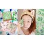 溫和洗顏超值限量組  日本Pikka Pikka洗顏布 x 肌研深層清潔調理洗面乳 *文末禮