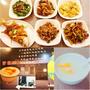 【食記】中山區吉林路-清粥小菜/家常料理,富客臨清粥小館~晚餐/宵夜/地瓜粥