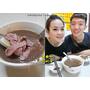 【台南】中西區 在地人的口袋名單 不一樣的牛肉湯 康樂街牛肉湯 蔬菜熬製搭配牛肉鮮甜湯頭 讓人難以忘懷