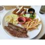 【台北教育大學美食/美味咖啡廳/美味早午餐/公益活動推薦】三隻貓頭鷹3owls c@fe(和平店)~邊吃美食也可以邊做公益喔!