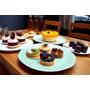 2017 Aluvbe Cakery 艾樂比 芒果玫瑰慕斯蛋糕 美型還有迷你版 法式小塔可愛~ 忠孝新生甜點/巷弄甜點