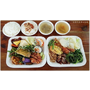 台中北屯』四季村 素蔬食自助餐館║台中素食推薦,便當、合菜、團膳、外燴均有~