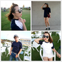 【OUTFIT】穿搭|最愛的休閒率性穿搭&情侶穿搭分享(內有折扣碼)|RELEON質感服飾