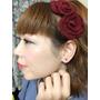 【設計款夾式耳環/施華洛世奇夾式耳環/舒適夾式耳環推薦】噹噹媽與Miss.Yue及Mrs.Yue的甜蜜邂逅~