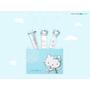 專為不穩定肌膚設計,從敏感肌研究誕生的freeplus 攜手日本最萌療癒系Hello Kitty,夢幻保養禮盒限量發售