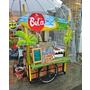 【台南.中西區】Bula冷奶油咖椰吐司,炭香味酥香牛奶吐司,夏威夷風情南洋島嶼風小餐車@女子的休假計劃