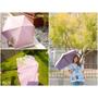 《生活》這把傘真的不簡單,有降溫10度防潑水的涼感,好神奇!。。日本雨之戀 抗UV傘 防潑水自動傘 (( 隔絕紫外線99.9%))   ❤ 黑眼圈公主❤