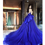〔婚紗〕天空藍與星空藍?!11件令人招迷的藍色婚紗