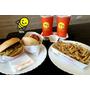 Honestbee外送APP 手指點美食外送 現折200讀者專屬優惠 Cali Burger漢堡在家吃~