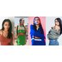 《中國有嘻哈》小安室奈美惠Vava、「好聲音饒舌辣妹」萬妮達示範個性女rapper穿搭