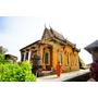 【柬埔寨,貢布市】上波哥山避暑,感受神秘氣氛與自然風光;氛圍很好,視野很棒的五舟廟。