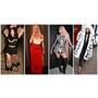 紐約時裝周最搶鏡饒舌芭比妮姬米娜輕土色時尚唇、「超火熱」造型搶盡風頭