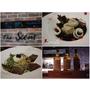 【台北大安美食】The Scent餐酒館/複合式餐飲lounge bar/排餐、燉飯、義大利麵、調酒