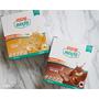 體驗│mixfit簡易餐-養生南瓜燕麥、舒壓巧克力堅果