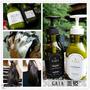 【頭髮 清潔】給髮絲來場浪漫的森林浴吧!清新舒爽的洗髮感受。GAIA蓋婭-鋸棕櫚養髮洗髮精&新生絲柔護髮素
