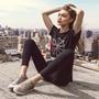 新生代超模Gigi Hadid完美演繹 Reebok CLASSIC Club C