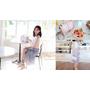 【敗家】Rebecca Minkoff LOVE系列復古粉紅色V型绗缝斜背包.甜美帥氣一次Get!(Shopbop)