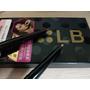 LB超極限持久抗暈眼線膠筆 法式酒紅+珍珠棕