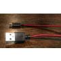 (開箱)閃電傳說-innfact  N9極速充電線