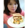 <美食♥♥宅配>♥♥大溪拿破崙派與淡水一口酥♥♥完美組合刺激你的味蕾