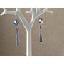 梅朵。完整系列—  炫彩水晶耳環