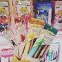 ∥包∥ ♥ 美戰迷注意!2015 美少女戰士 Sailor Moon 20周年紀念-聯名夢幻逸品通通都成真 ♥ 露娜包入手開箱囉!