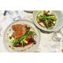 【台中西區】隱藏向上市場旁的特色平價創意料理,不僅美味視覺更滿分~Anjoy Kitchen