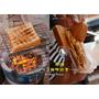 台南|| 中西區 一口炭火爐烤出香味滿溢 武廟阿嬤手工碳烤三明治 巷弄裡的古早味美食
