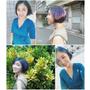 ┇台北染髮┇超夢幻藍紫色染髮,意外變身成水星仙子✩KPLUS〔中山18〕