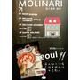 品嚐南山山腳下的異國美味_MOLINARI CAFFE義式午茶 KOREA Seoul