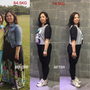 中醫減肥減重案例2017NEW.友蘭~3個月減去10.4公斤!胖胖的下半身變瘦了!