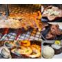 食記▍台北東區燒肉吃到飽餐廳推薦 【火之舞蓁品燒 和牛放題】 美澳和牛、海鮮、啤酒暢飲通通一價到底! 超高CP值的吃到飽燒肉店!