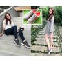 【時尚穿搭】我的春夏穿搭必備款 ♡ HANNFORT 輕盈舒適到不可思議的 ZERO GRAVITY 編織牛津鞋 ♡