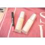 ⎮彩妝⎮I'M MEME 我愛防護罩飾色隔離乳+我愛防護罩粉底液 試色分享