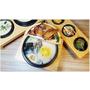 台中豐原』天利食堂║日式簡約風,平價美味定食,豆腐鍋、拉麵、烤咖哩餐點豐盛一次滿足