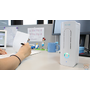 辦公室專用無耗材的個人用 PURUS air 智慧空氣清淨機靜音版