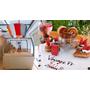 【台北旅遊】熱氣球主題餐廳ಇ必吃麻糬鬆餅│蝴蝶結姐姐