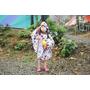 【ViVibaby】迪士尼款輕量幼兒雨衣,斗篷式雨衣、帽沿鬆緊設計,可愛繽紛又俏皮。