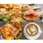 宜蘭美食 礁溪早午餐新選擇-幸福咖啡 自家烘培咖啡豆,私廚料理精緻早午餐