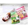 KITTY注意報♥Befco栗山 HELLO KITTY × 日本限定 月亮米果 抹茶&櫻花蝦