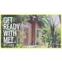 Get ready with me! |宜蘭礁溪小旅行-波卡拉渡假會館-民宿包棟-小木屋住宿